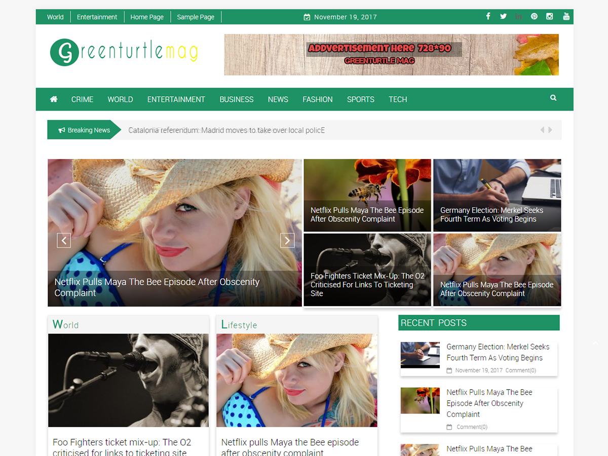 Greenturtle Mag
